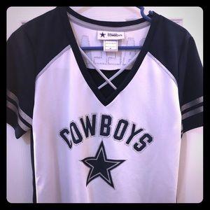 Ladies Cowboy Top (worn once)